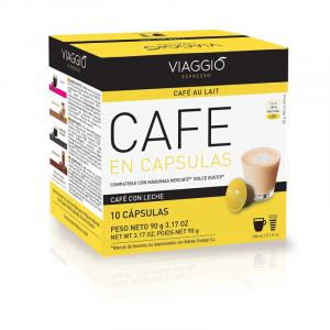 Caja Dolce Gusto Café con Leche