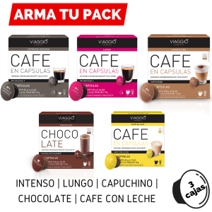 Dolce Gusto Pack 3