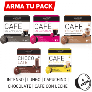 Dolce Gusto Pack 5