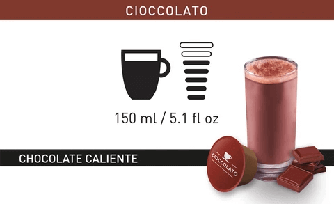Intensidad Dolce Gusto Chocolate