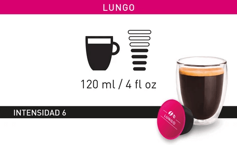Intensidad Dolce Gusto Lungo