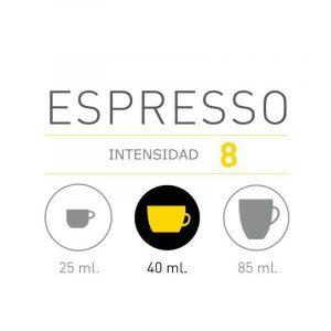 Intensidad Espresso