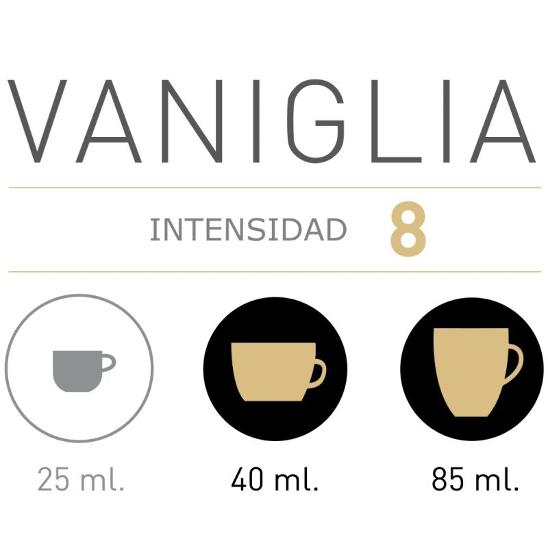 Intensidad Vaniglia Nespresso