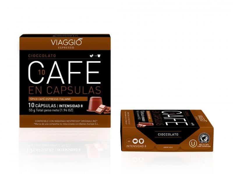 Viaggio Espresso Chocolate