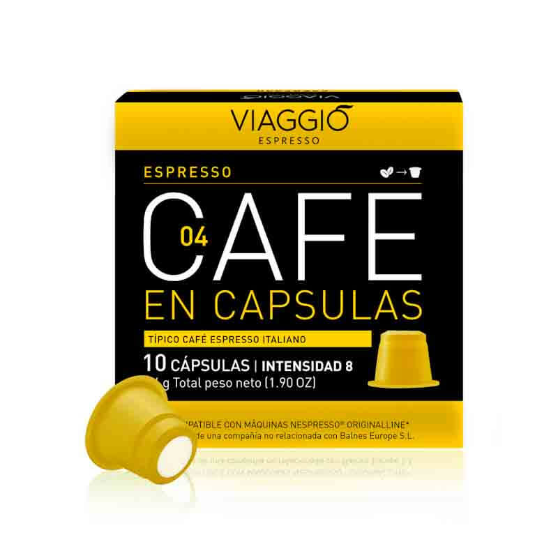 Caja Viaggio Espresso
