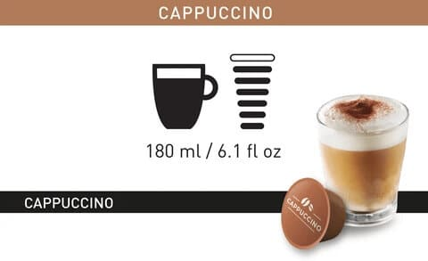 Intensidad Dolce Gusto Capuchino