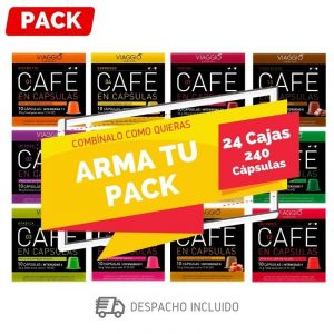 Arma Pack 24 Nespresso