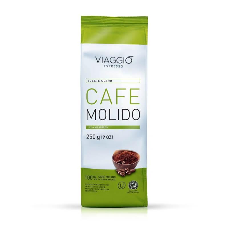Cafe Molido Tueste Claro