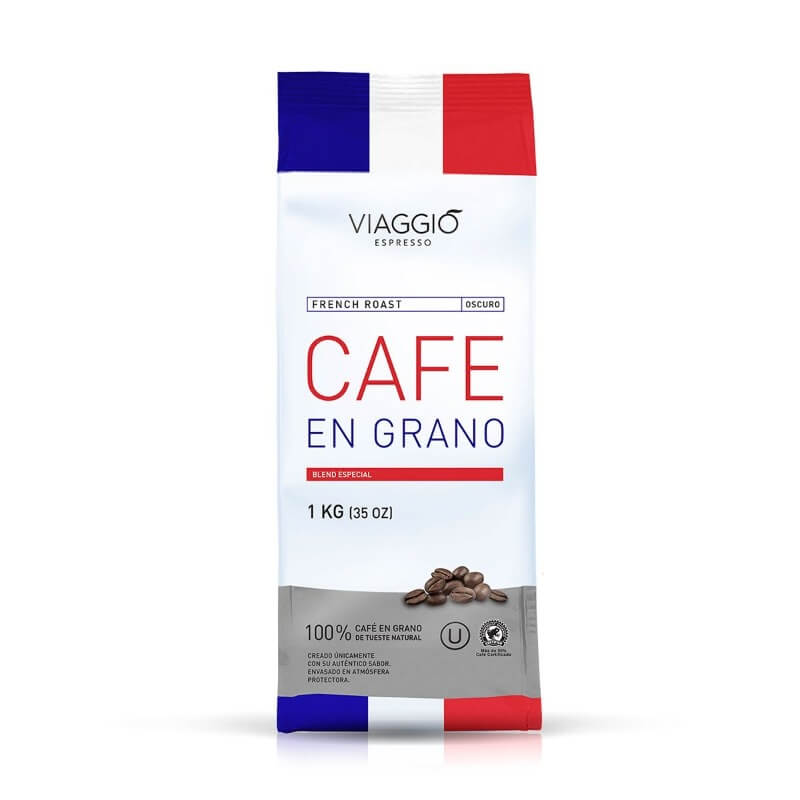 Café en Grano French Roast