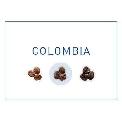 Tipo Tueste Café en Grano Colombia