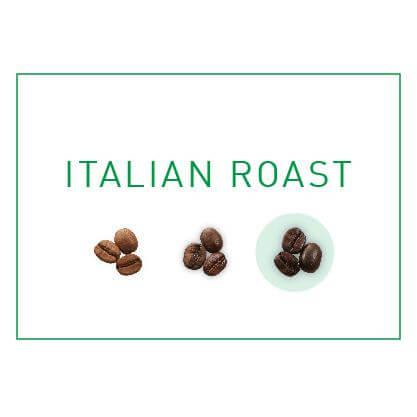Tipo Tueste Café en Grano Italian Roast